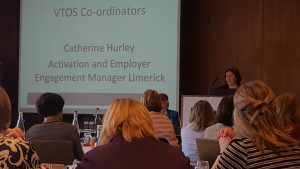 Catherine Hurley DSP Area Manager Limerick